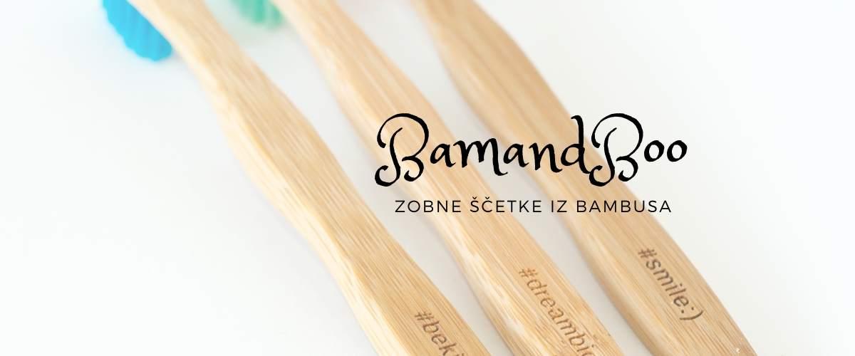zobne ščetke iz bambusa