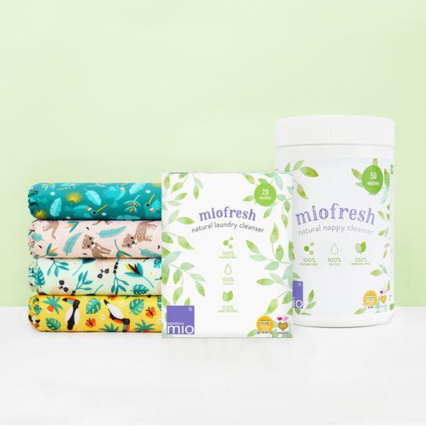 Miofresh BammbinoMio embalaže