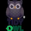 logo Tidy Owl
