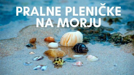pralne pleničke na morju morska obala Tidy Owl