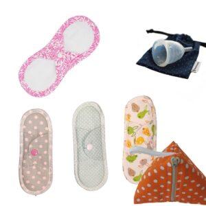 Izdelki za menstruacijo ali inkontinenco